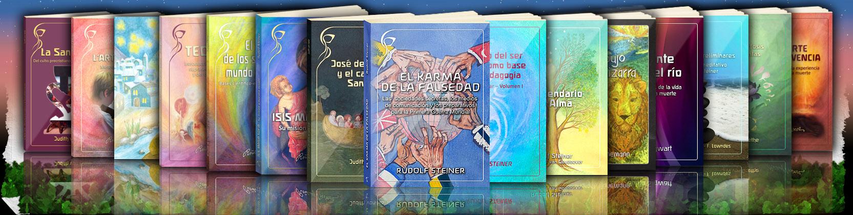 Editorial Pau de Damasc. Publicaciones de Antroposofía