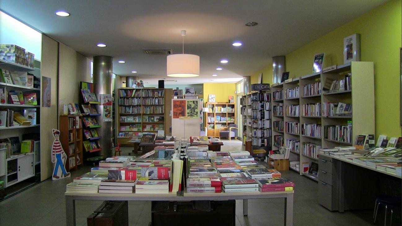 Buc de llibres S.C.C.L.