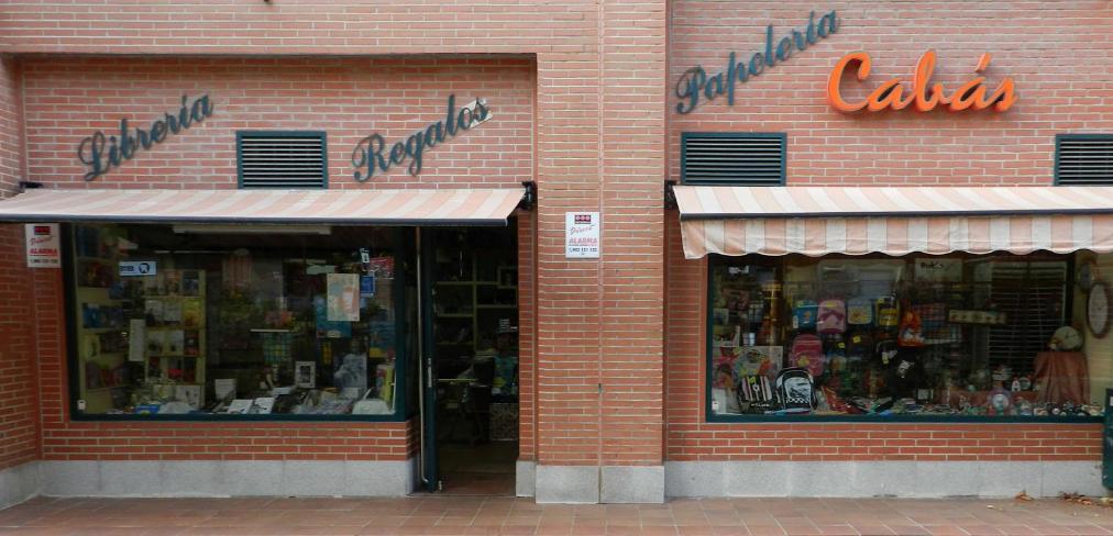 Librería Cabás