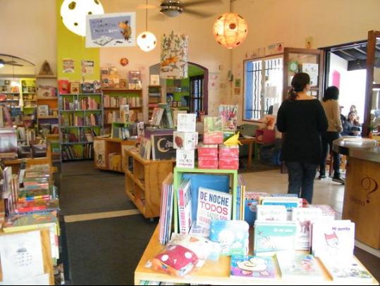Librería Catarina Marina