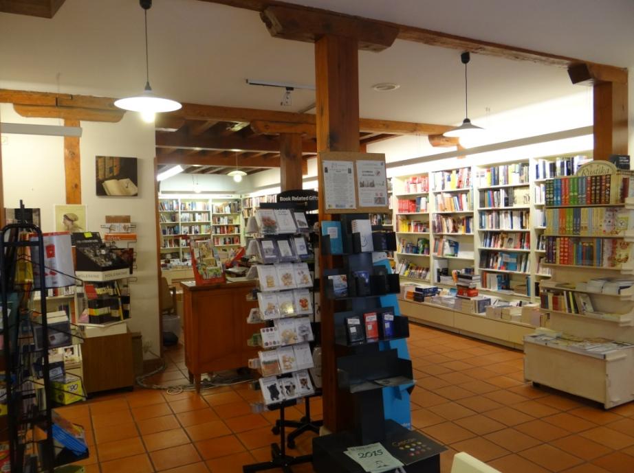 Librería Diógenes SL