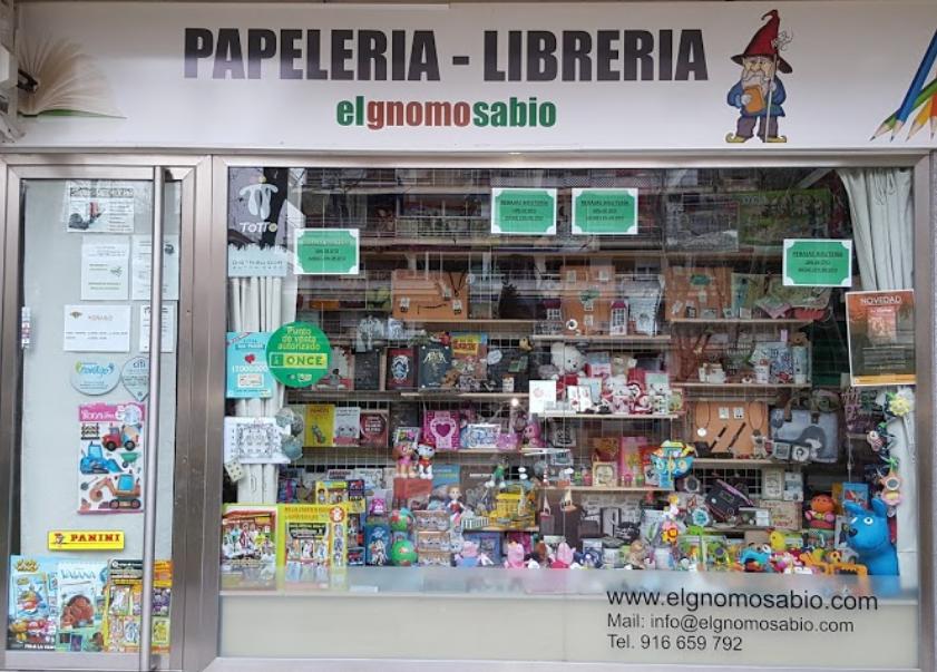Librería El Gnomo Sabio