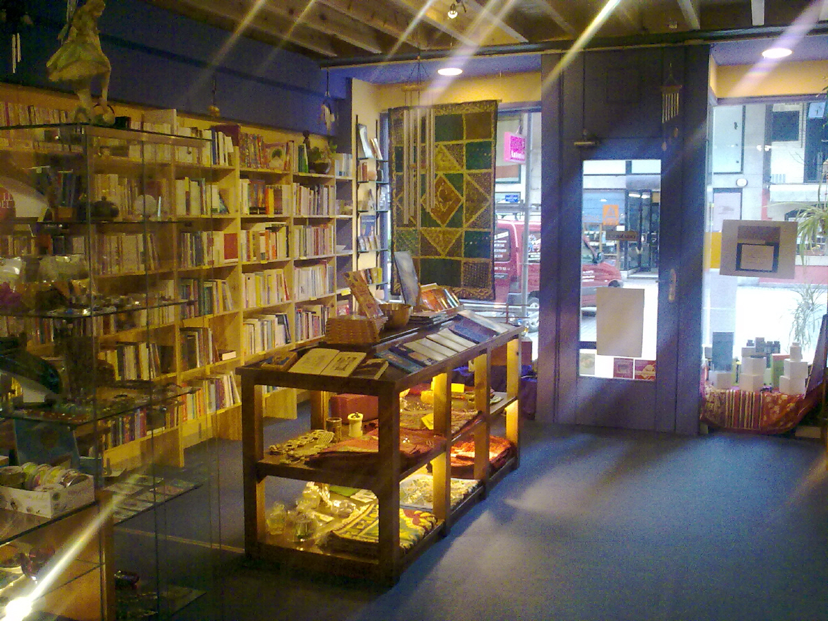 Librería Floralia