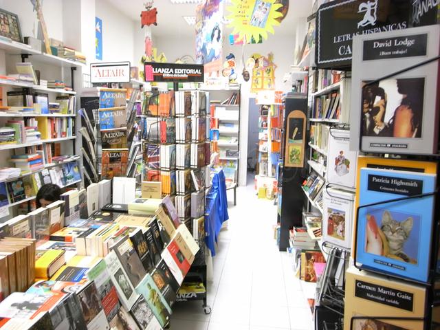 Librería Jakintza