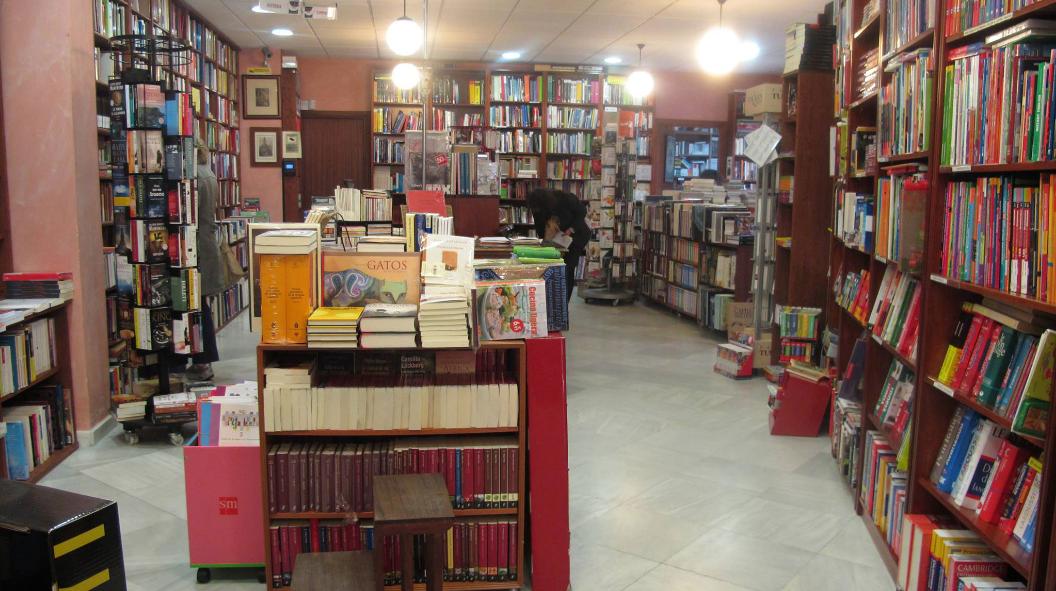 Librería La Luna Nueva