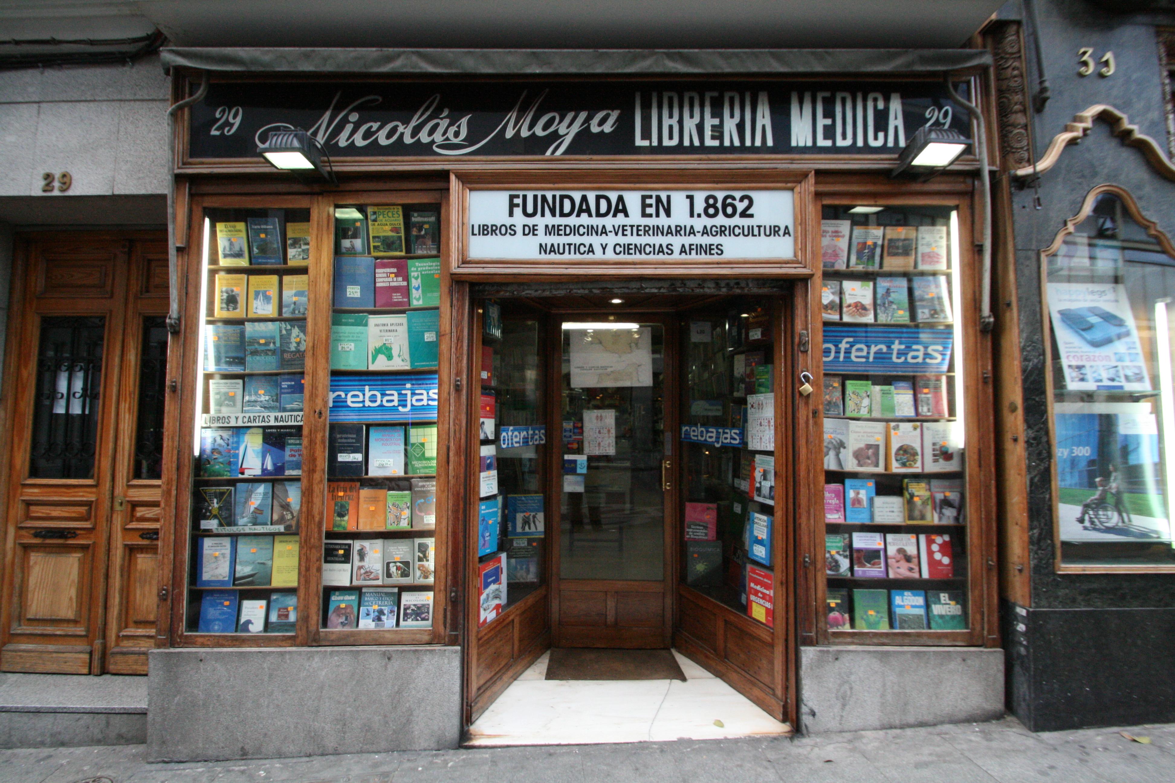 Librería Médica