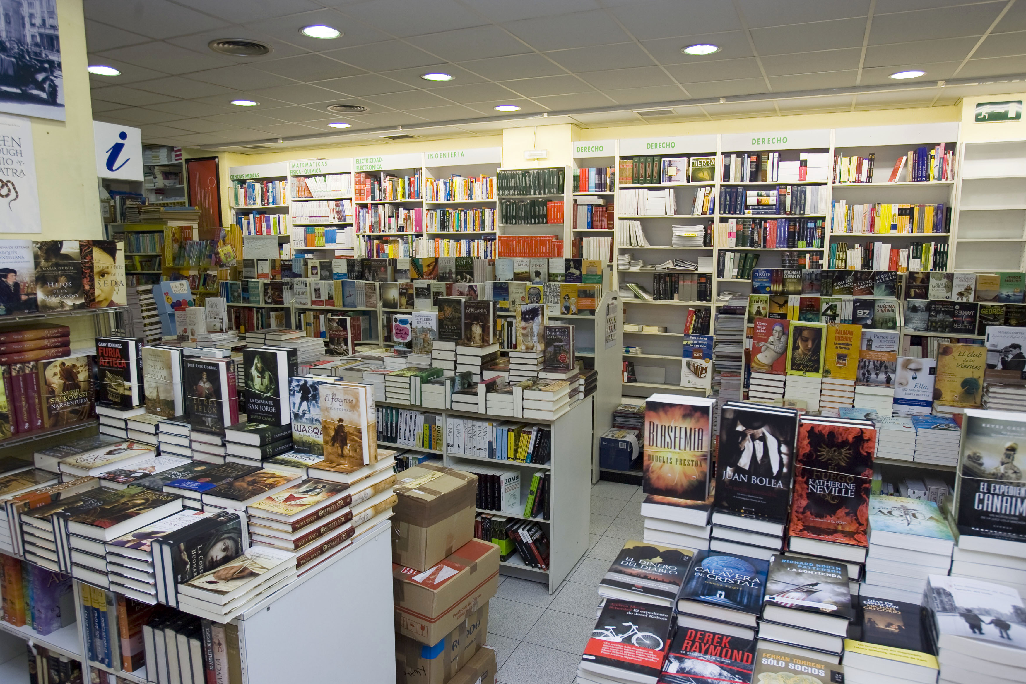 Librería París S.L.