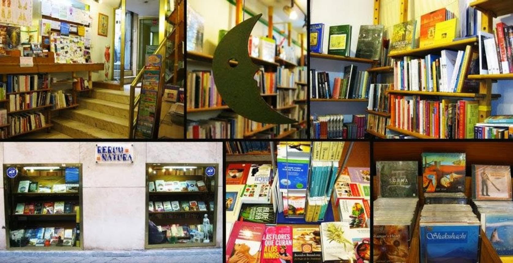 Librería Rerum Natura