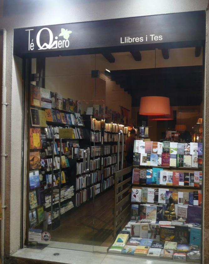 Librería Té Quiero