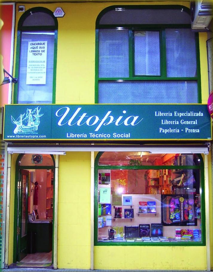 Librería Utopía