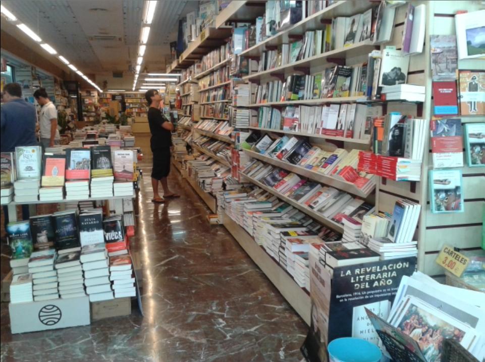 Librerías Paris Valencia S.L.
