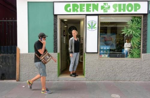 be GREENshop